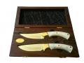 Pair of Boxed Knives