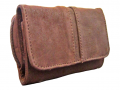 PURSE TEAK SOFT LEATHER