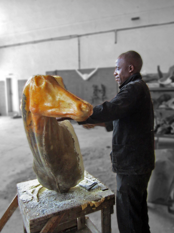 Making fiberglass forms
