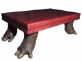 hippo feet table