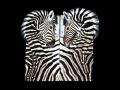 Zebra toile - double