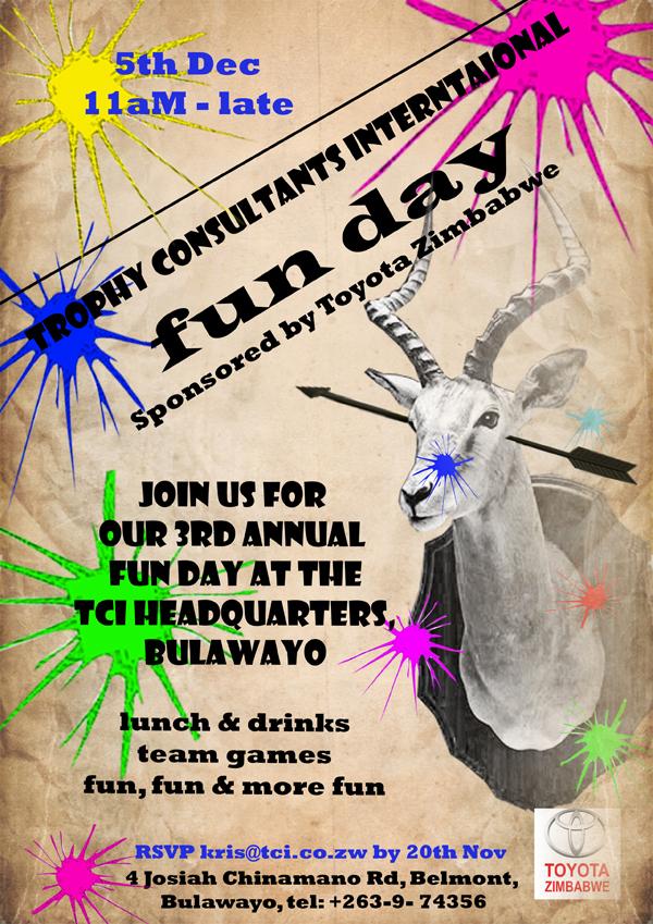 TCI 2014 Annual FUN DAY invite